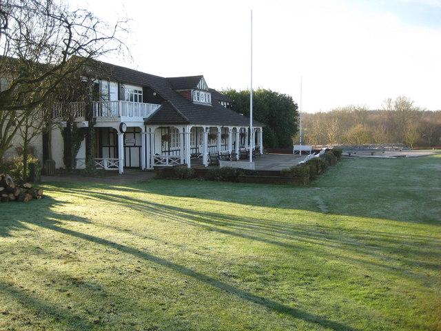 Shenley Cricket Ground Pavilion