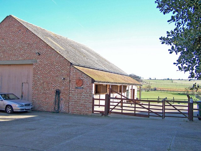 Breach Farm stable block