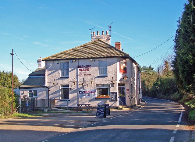 The Brown Jug public house, Upchurch