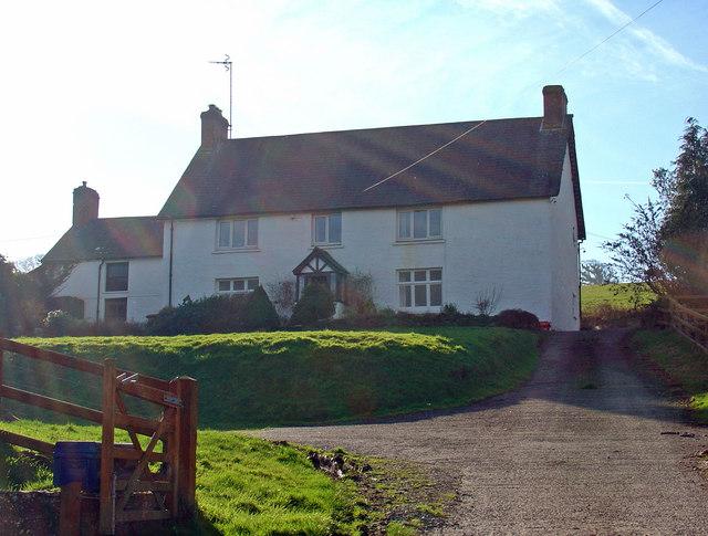Vaynor Farm House