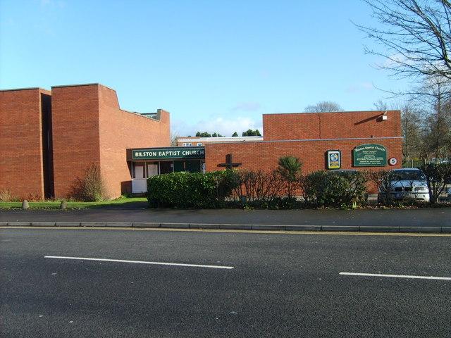Bilston Baptist Church