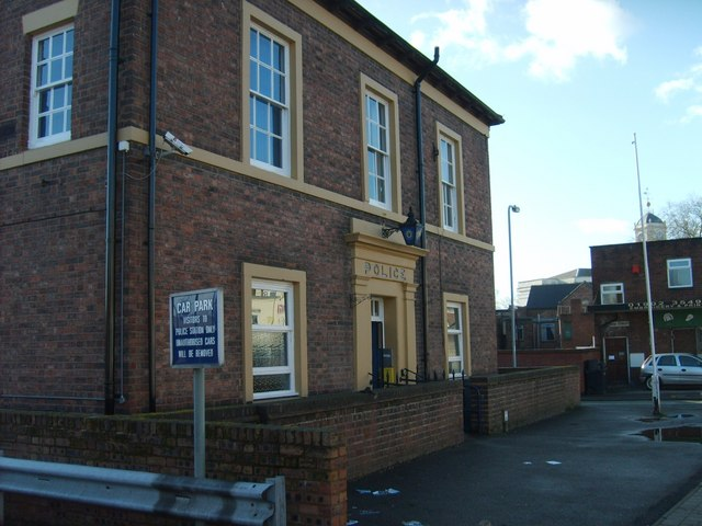 Bilston Police Station