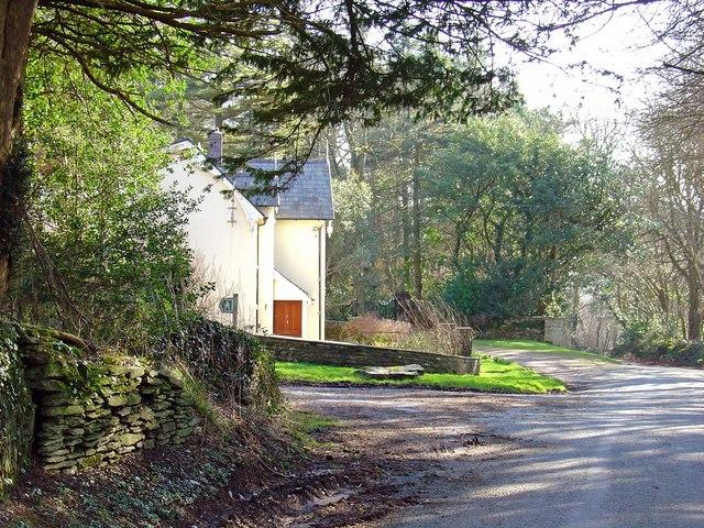 Ffynnonau Lodge