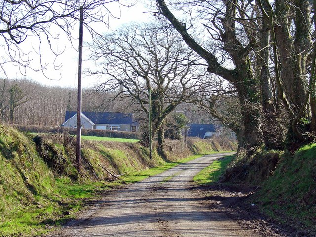 South Lodge Farm, Manordeifi