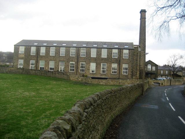 Cross Lane Mill