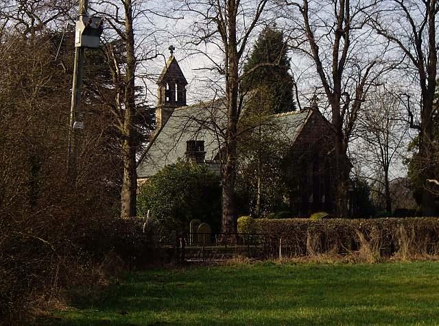 Church at Bradfield Green