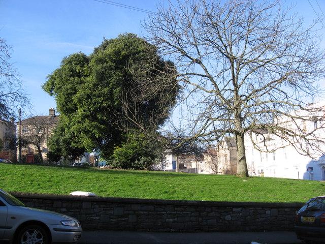 Fremantle Square  Bristol
