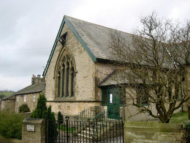 St. Mary's Church, Bradley