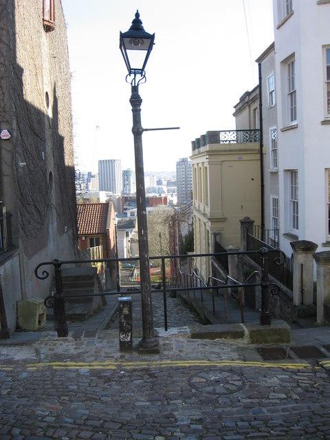 Montague Hill, Bristol