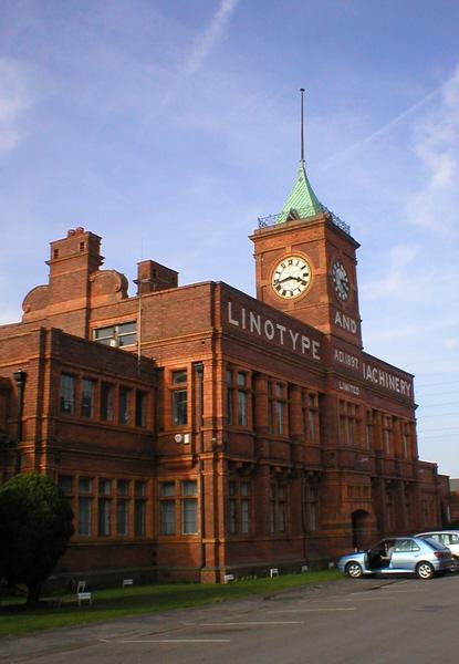 Linotype Building