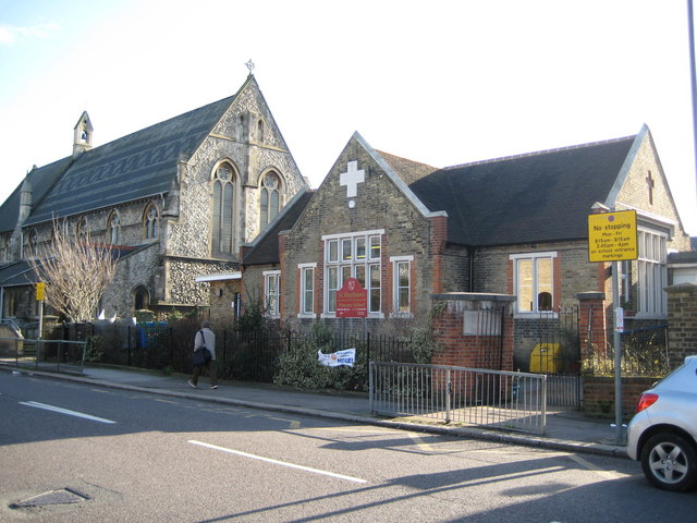 Ponders End: St Matthew's Church of England Primary School