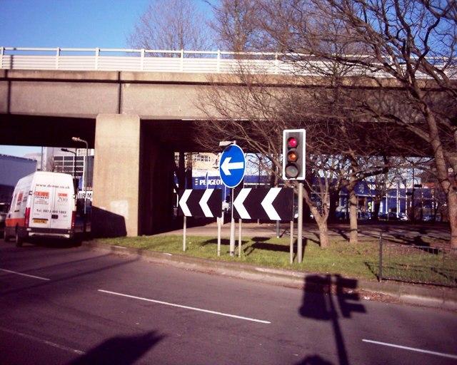 Chiswick Roundabout