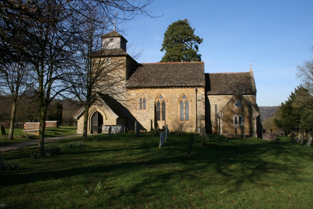 Church of St John the Evangelist, Wotton