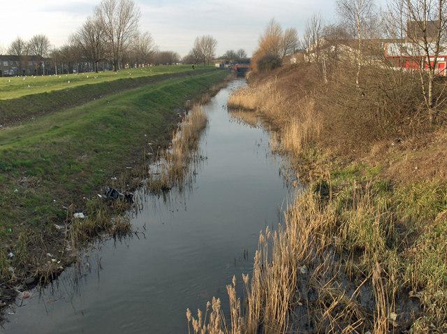 Beverley & Barmston Drain