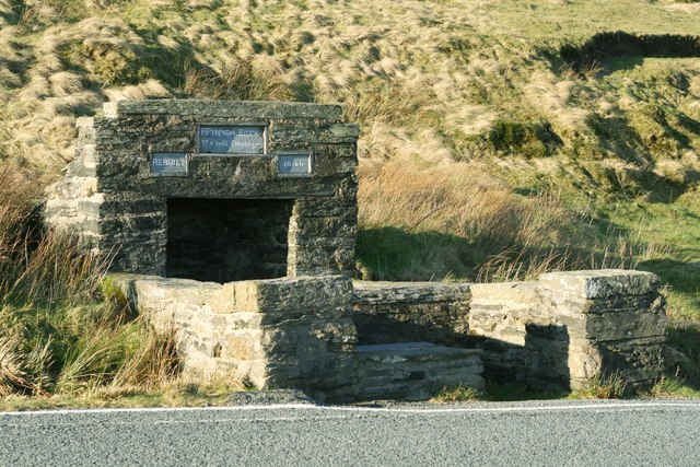 Ffynnon Eidda Well