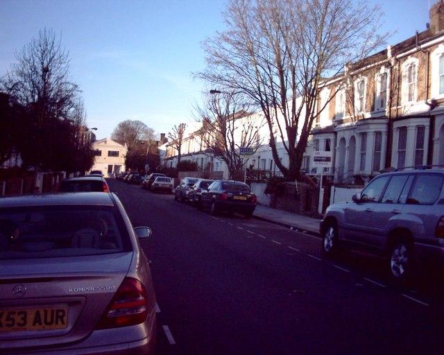 Stowe Road, W12