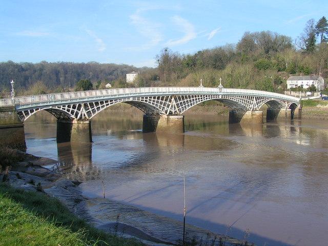 Bridge over Wye