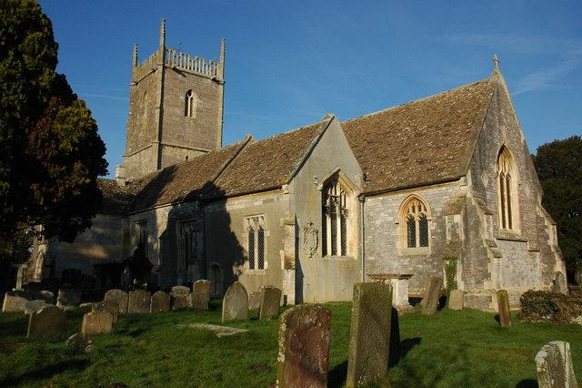 Frampton-on-Severn Church