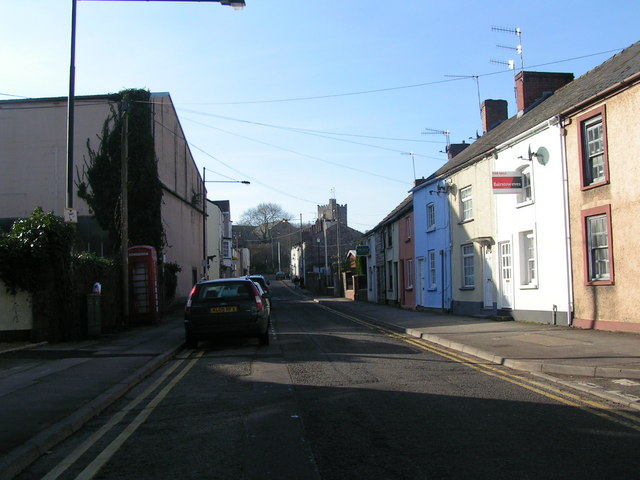 Lower Church street