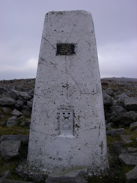 Adopted trig point