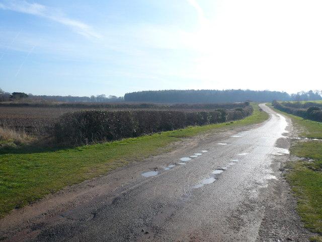 Hardwick Village - Ford View