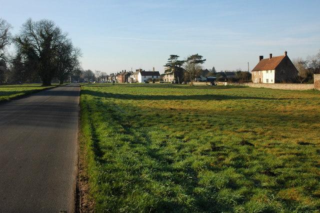 Rosamund's Green, Frampton-on-Severn