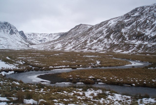 Meander on the River Isla