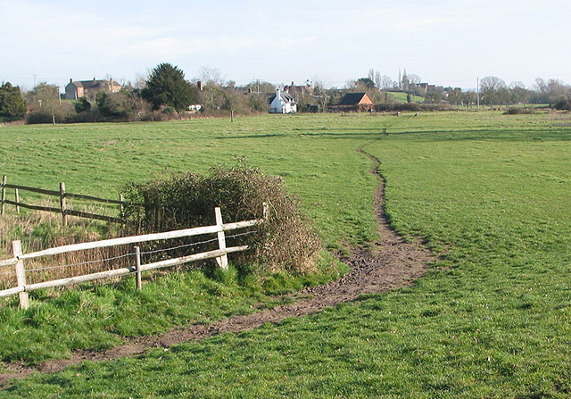 Footpath to Minsterworth