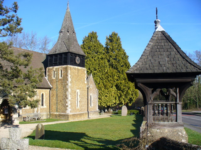 All Saints Church, Grayswood