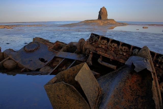 Shipwreck, Black Nab