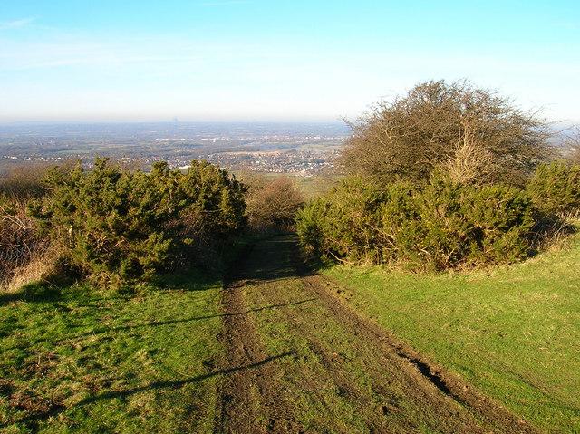 Bridleway to Underhill Lane
