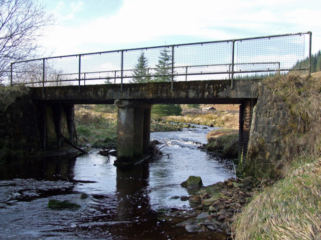 Cranecleugh Burn