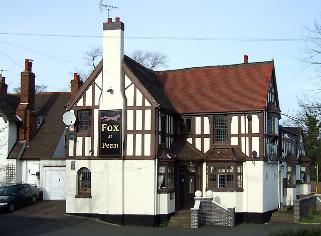 The Fox at Penn, Wolverhampton