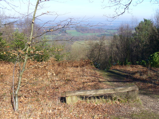 Viewpoint on Gibbet Hill