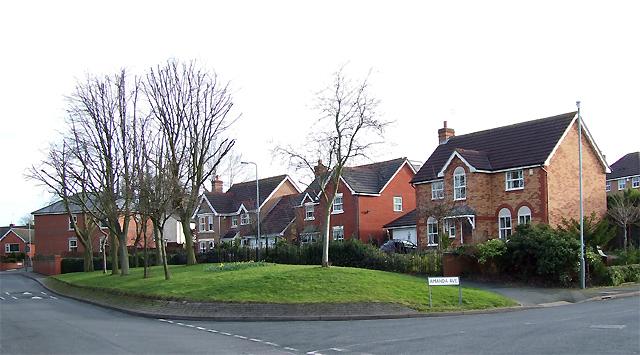 Modern Housing, Penn, Wolverhampton