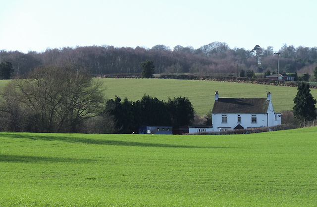 Farm Land west of Wombourne, Staffordshire
