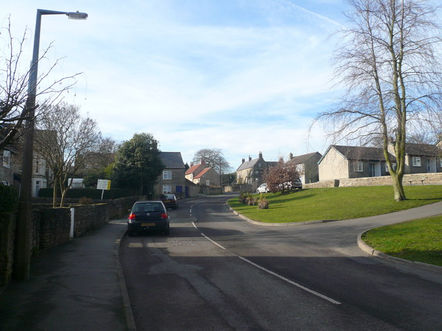Scarcliffe - Main Street View