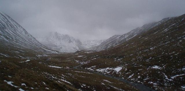Upper Glen Isla
