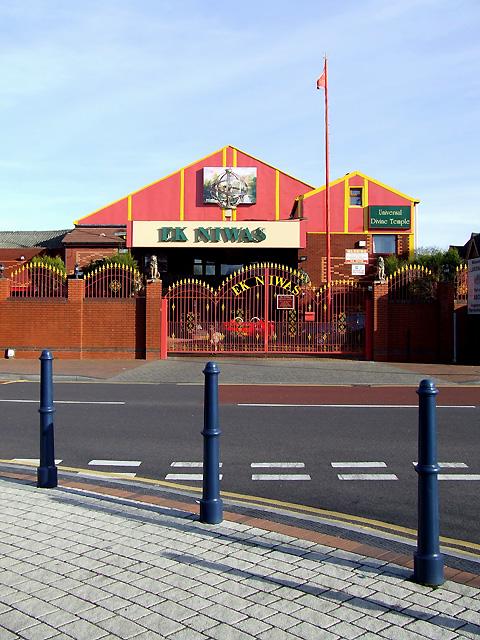 Temple, Dudley Road, Wolverhampton