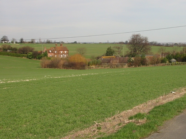 West Street Farm and West Street Farm Cottages