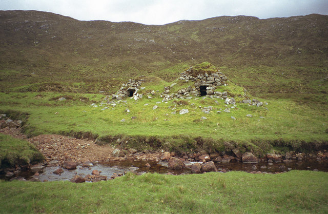 Beehive Huts - Both a' Chlair