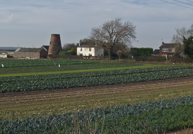 Mill Farm, near Etton