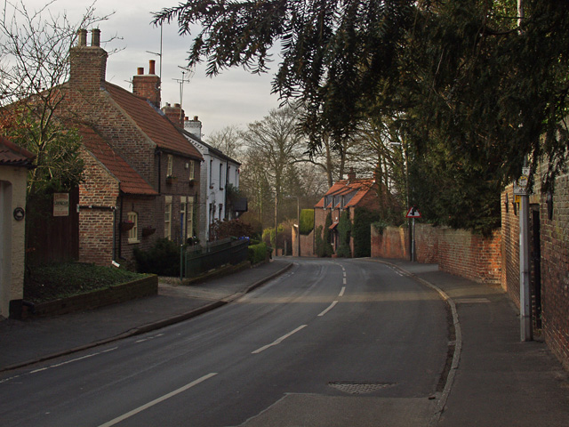 Main Street, Cherry Burton