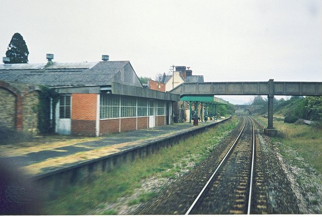 Seaton Junction Station