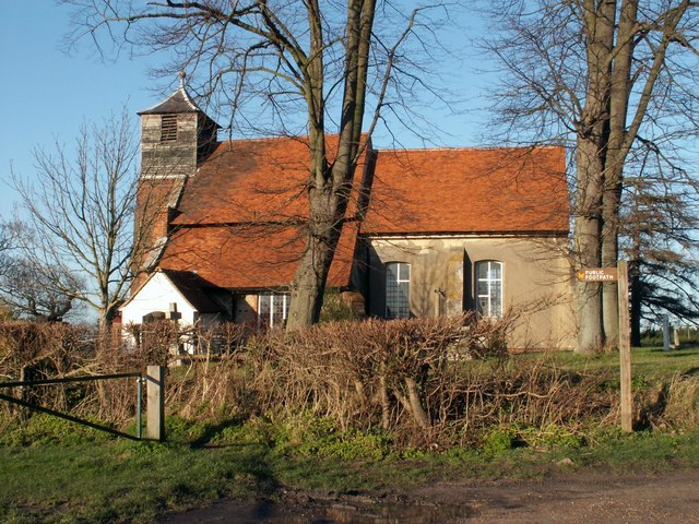 St. Mary's: the parish church of Buttsbury