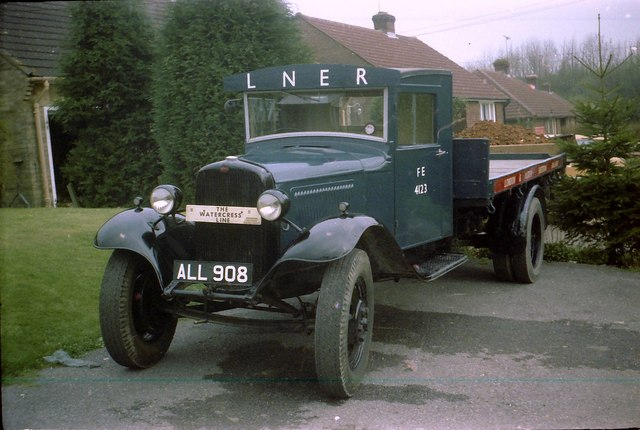 Old Ford Lorry!