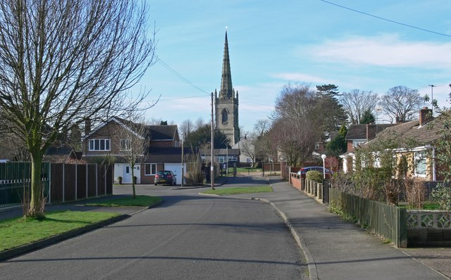 St Peters Avenue, Witherley