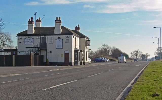 The Bull Inn, Witherley