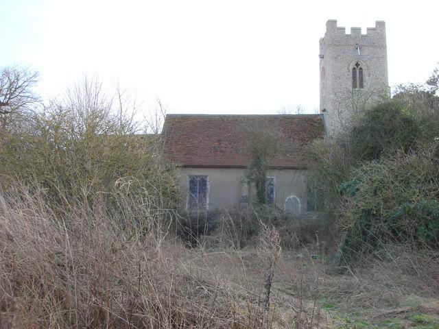Parish church of Borley (3)