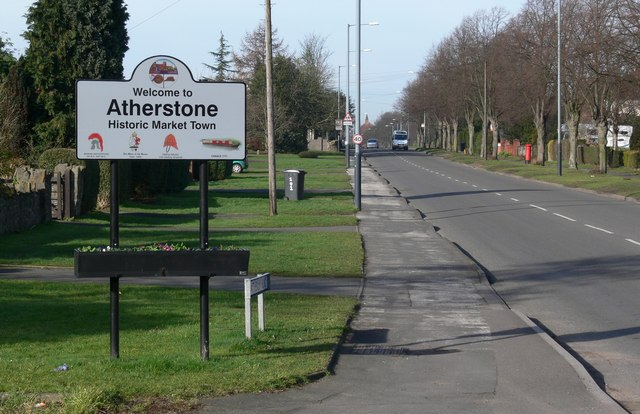Welcome to Atherstone
